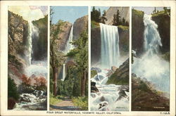 Four Great Waterfalls