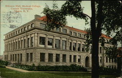 Cornell University - Medical College, Stimson Hall