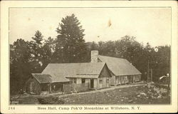 Mess Hall, Camp Pok'O Moonshine