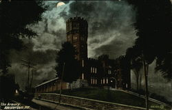 The Armory at Night