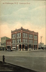 Street View of Chateaugay Bank