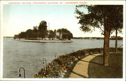 Imperial Island, St. Lawrence River