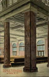 Section of Waiting Room, New York Central Station