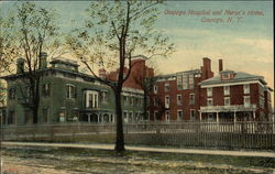 Oswego Hospital and Nurse's Home