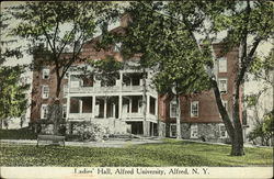 Ladies' Hall, Alfred University