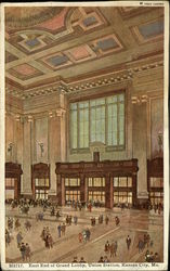 East End of Grand Lobby, Union Station