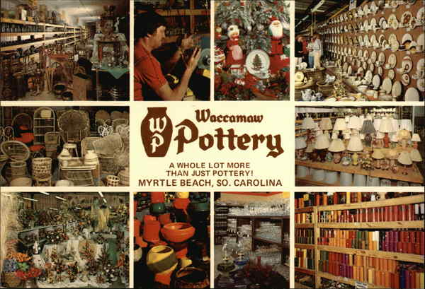 Waccamaw Pottery A Whole Lot More Than Just Pottery
