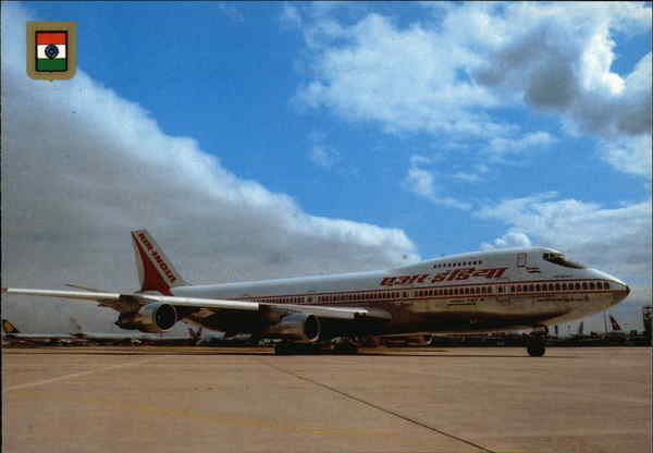 Boeing 747 - Air India Aircraft