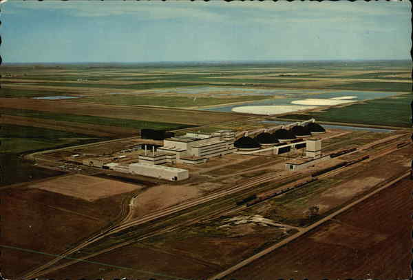 Kalium Chemicals Ltd. - Potash Refinery Canada Saskatchewan
