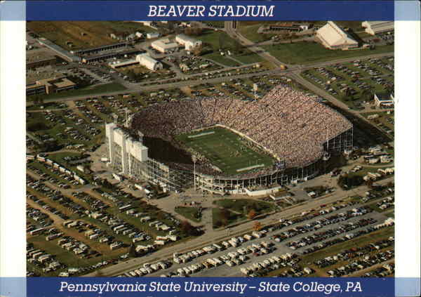 Beaver Stadium, Pennsylvania State University State College
