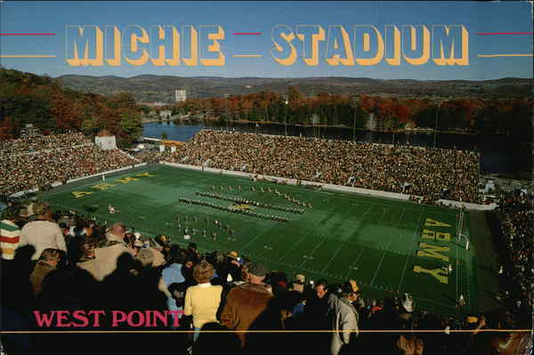 United States Military Academy - Michie Stadium West Point New York