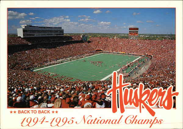 University of Nebraska - Stadium Lincoln