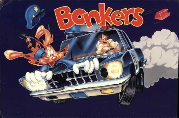Bonkers Movie and Television Advertising