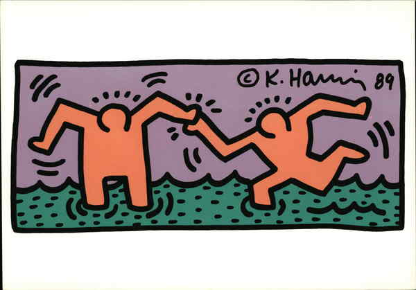 1992, the Estate of Keith Haring