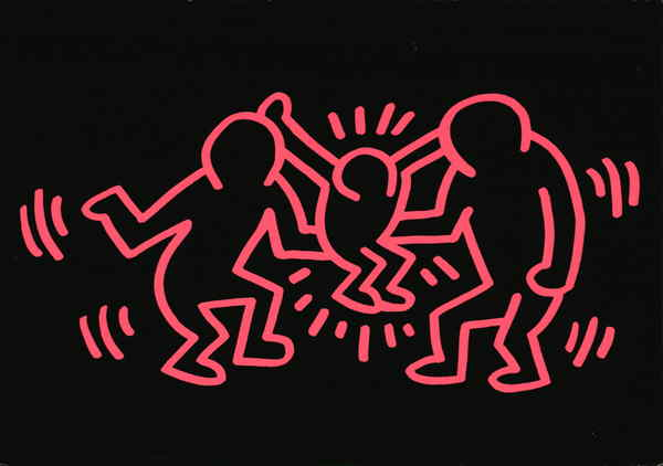 1992 The Estate of Keith Haring