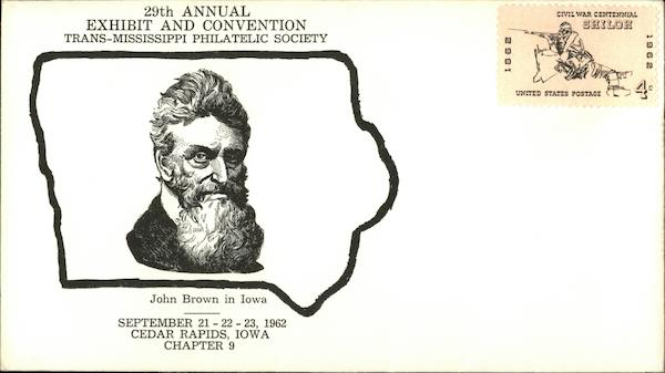 29th Annual Exhibit and Convention Trans-Mississippi Philatelic Society