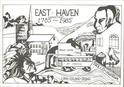 East Haven Connecticut 1785-1985 200th Anniversary