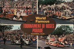 World Famous Tournament of Roses Parade