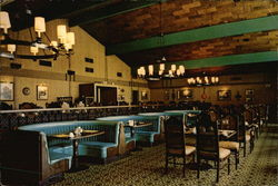 Dining Room of the Lawrence Welk Country Club Village
