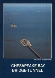 Chesapeake Bay Bridge-Tunnel, Four Man-Made Islands