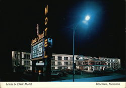 The Lewis & Clark Motel