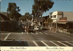 Marine and Balboa Avenues