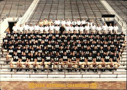 Notre Dame 1988 National Champions