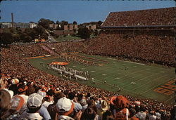 Clemson University - Frank Howard Field, Death Valley