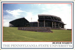 The Pennsylvania State University - Beaver Stadium