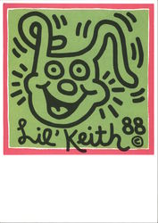 Lil' Keith by Keith Haring