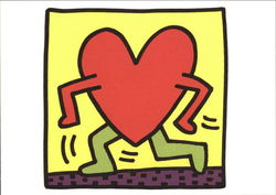 Keith Haring (1958-1990) Nouvelles Images