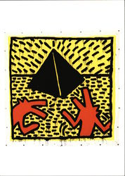 Keith Haring, Untitled, American, 1958-1990
