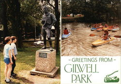 Greetings from Gilwell Park