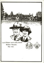 Lord Robert and Lady Olave Baden-Powell, Pax Hill