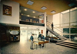 Reception and Foyer, Baden-Powell House, Queen's Gate