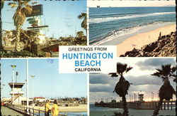 Greetings from Huntington Beach, California