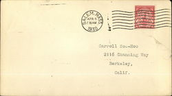 Massachusetts Bay Colony Stamp #682 on Cover
