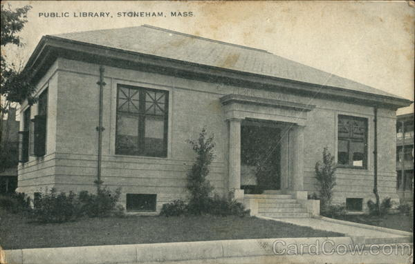 Public Library Stoneham Massachusetts