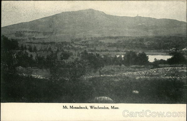 Mt. Monadnock Winchendon Massachusetts