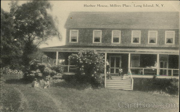 Harbor House, Millers Place Long Island New York