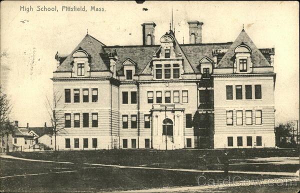 High school pittsfield massachusetts