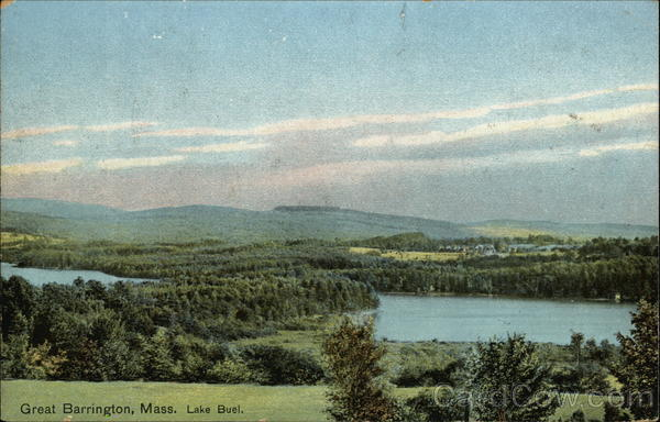 Lake Buel Great Barrington Massachusetts