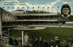 Polo Grounds - John McGraw