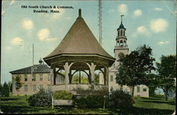 Old South Church & Common