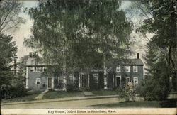 Hay House, Oldest House in Stoneham