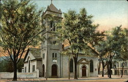 Street View of Old Trinity Church