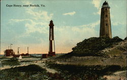 Cape Henry - Lighthouses
