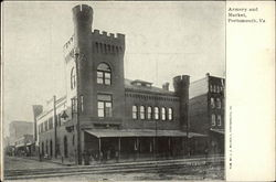 Armory and Market
