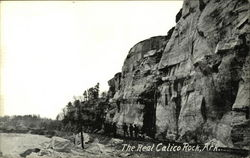The REal Calico Rock