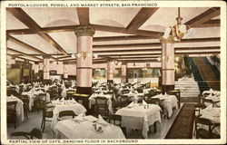 Portola-Louvre, Powell and Market Streets